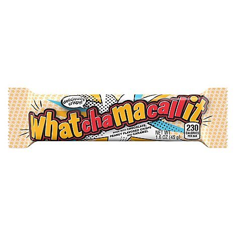 Whatchamacallit Candy Bar - 1.6 Oz