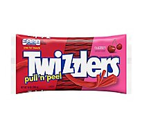 Twizzlers Candy Pull N Peel Cherry - 14 Oz