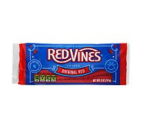American Licorice Red Vines Twist Original Red - 5 Oz