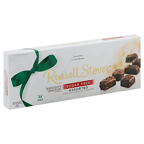 Russell Stover Sugar Free Assorted Chocolate Candies - 8.25 Oz
