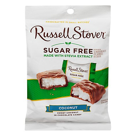 Russell Stover Sugar Free Coconut - 3 Count