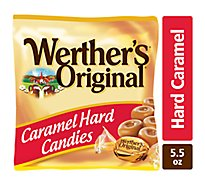 Werthers Original Hard Candies Caramel - 5.5 Oz