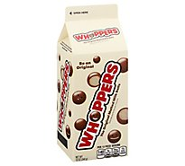 Whoppers Chocolate Malted Milk Ball Candy Carton - 12 Oz