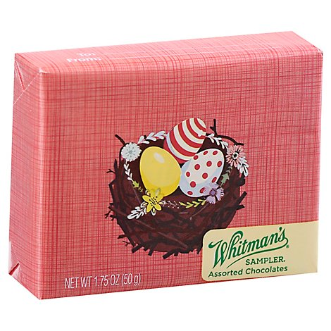 Whitmans Chocolates Sampler Assorted - 1.75 Oz