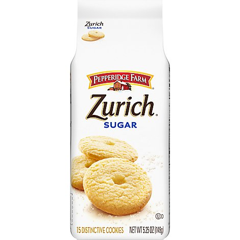 Pepperidge Farm Cookies Sweet & Simple Sugar - 5.25 Oz