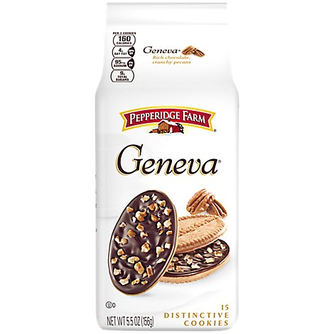 Pepperidge Farm Cookies Distinctive Geneva - 5.5 Oz