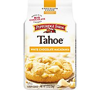 Pepperidge Farm Cookies Chocolate Chunk Tahoe Crispy White Chocolate Macadamia - 7.2 Oz