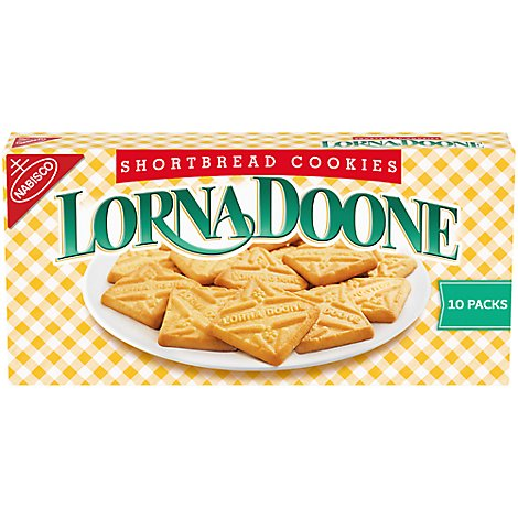 Lorna Doone Cookies Shortbread - 10 Oz