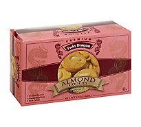 Twin Dragon Almond Dragon Cookies - 8 Oz