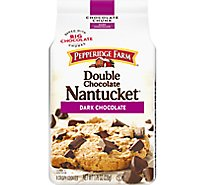 Pepperidge Farm Nantucket Cookies Chocolate Chunk Crispy Dark Chocolate - 7.75 Oz