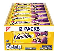 Newtons Cookies Fig Fruit Chewy - 12-2 Oz