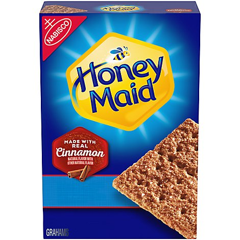 Honey Maid Grahams Cinnamon - 14.4 Oz