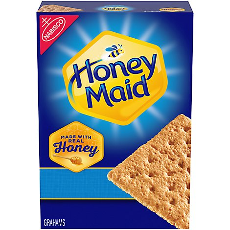 Honey Maid Grahams Honey - 14.4 Oz