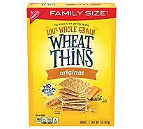 Wheat Thins Snacks Original Family Size! - 16 Oz