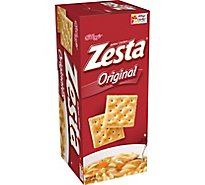 Keebler Zesta Saltine Crackers Original - 16 Oz