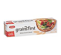grainsfirst Snacking Crackers Whole Grain - 8.8 Oz