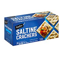 Signature SELECT Crackers Saltine - 16 Oz