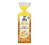 Quaker Rice Cakes Buttered Popcorn - 4.47 Oz