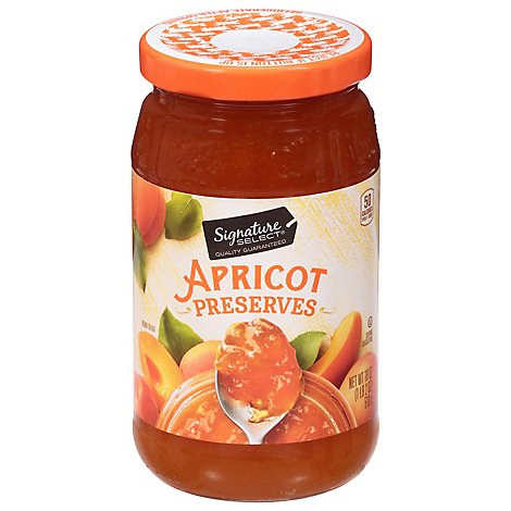 Signature SELECT Preserves Apricot - 18 Oz