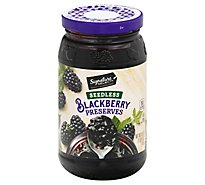 Signature SELECT Preserves Blackberry Seedless - 18 Oz