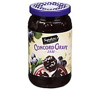 Signature SELECT Jam Concord Grape - 18 Oz