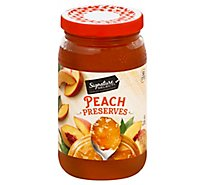 Signature SELECT Preserves Peach - 18 Oz