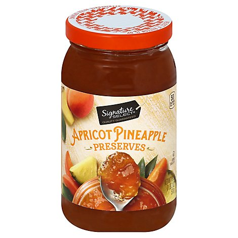 Signature SELECT/Kitchens Preserves Apricot Pineapple - 18 Oz