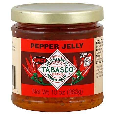 Tabasco Spicy Pepper Jelly - 10 Oz