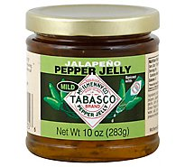Tabasco Pepper Jelly Jalapeno - 10 Oz