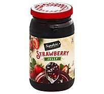 Signature SELECT Jelly Strawberry - 18 Oz
