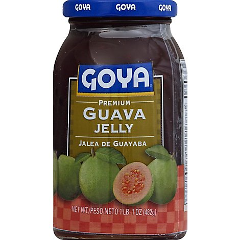 Goya Jelly Premium Guava Jar - 17 Oz