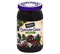 Signature SELECT/Kitchens Jelly Concord Grape - 18 Oz