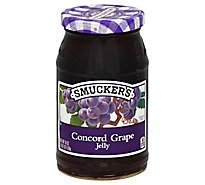 Smuckers Jelly Concord Grape - 18 Oz