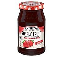 Smuckers Jam Strawberry - 32 Oz