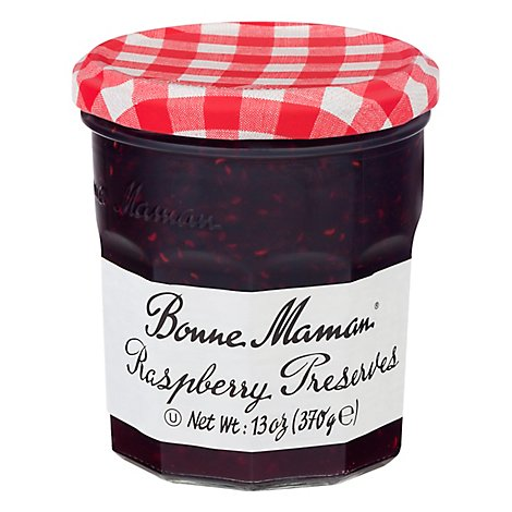 Bonne Maman Preserves Raspberry - 13 Oz