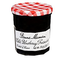 Bonne Maman Preserves Wild Blueberry - 13 Oz