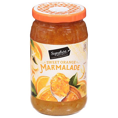 Signature SELECT Marmalade Sweet Orange - 18 Oz