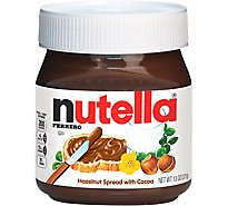 Nutella Spread Hazelnut with Cocoa - 13 Oz