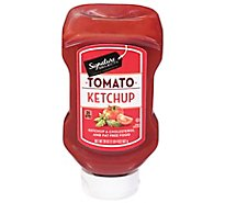 Signature SELECT Ketchup Tomato - 20 Oz