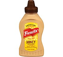 Frenchs Mustard Honey - 12 Oz