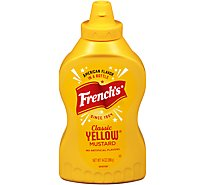 Frenchs Mustard Classic Yellow - 14 Oz