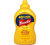 Frenchs Mustard Yellow Classic - 20 Oz