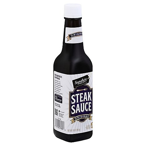 Signature SELECT Sauce Steak Original - 10 Oz