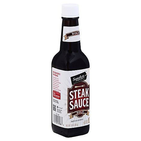 Signature SELECT Sauce Steak Bold - 10 Oz