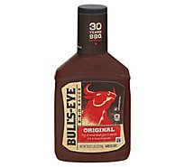 Bulls-Eye Sauce BBQ Original - 18 Oz