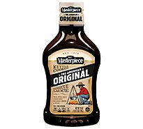 KC Masterpiece Sauce Barbecue Original - 28 Oz