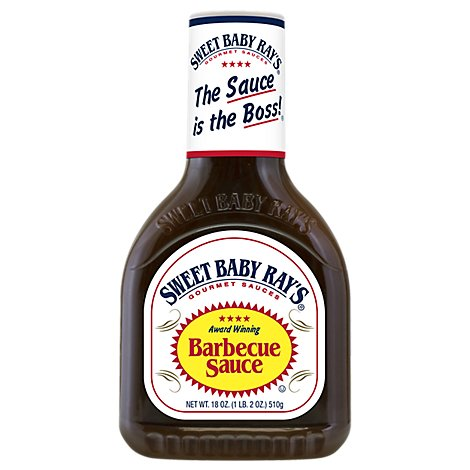 Sweet Baby Rays Sauce Barbecue - 18 Oz