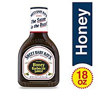 Sweet Baby Rays Sauce Barbecue Honey - 18 Oz