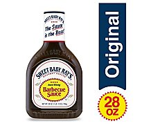 Sweet Baby Rays Sauce Barbecue - 28 Oz