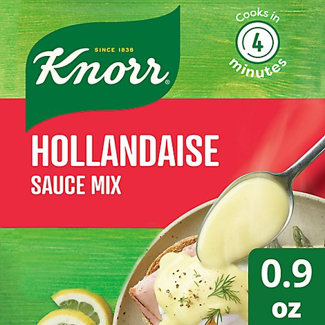Knorr Sauce Mix Hollandaise - 0.9 Oz